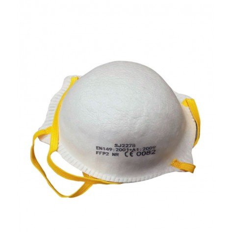 Mascherina Filtrante Facciale Senza Valvola FFP2 Monouso