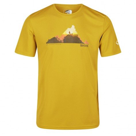 T-shirt Pompelmo Fingal Con Stampa