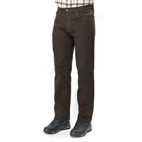 Pantalone Jeans Rio Marrone