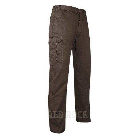 Pantalone Sfoderato Daim Marrone
