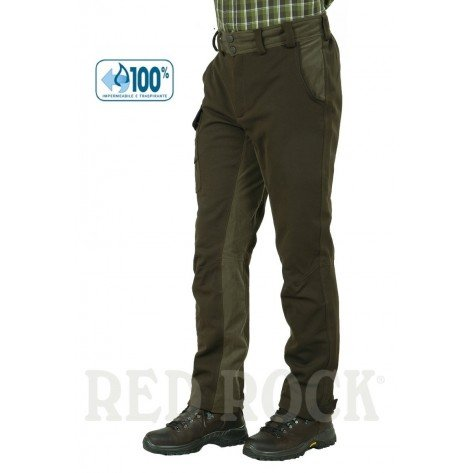 Pantalone Deerhunter Muflon Light Verde