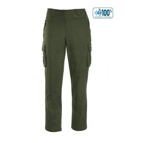 Pantalone Impermeabile Verde Michigan