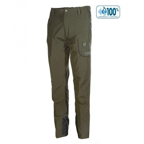 Pantalone Tech 3 Univers-Tex Verde