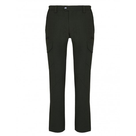 Pantalone Felpato Valles Verde Zotta