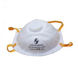 Mascherina Filtrante Facciale Con Valvola FFP2 Monouso