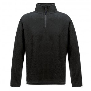 Lupetto Nero Micro Layer Lite