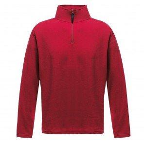 Lupetto Micro Layer Lite Rosso