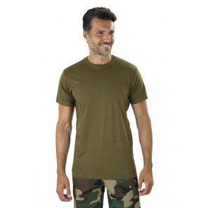 T-Shirt Verde Cotone