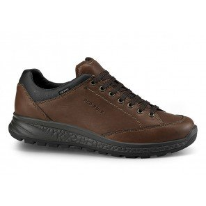 Scarpa Active Oliato Marrone