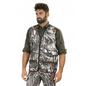 Gilet Leggero Palombe Ghostcamo Wet