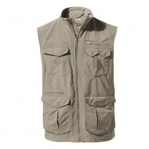 Gilet Travel Adventure Craghoppers Beige