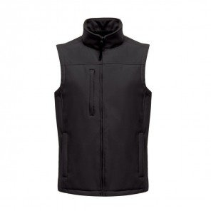 Gilet Flux Soft Shell Nero