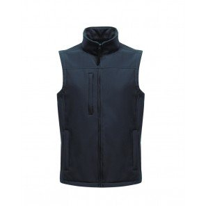 Gilet Flux Soft Shell Grigio
