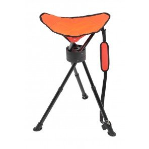 Seggiolino Da Battuta Rotante Arancio Allungabile 45/60 Cm