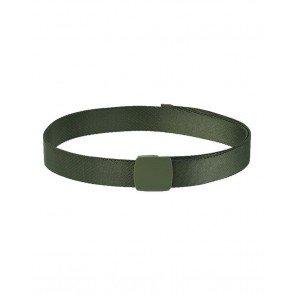 Cintura Elastica a Sgancio Rapido Verde 38 mm