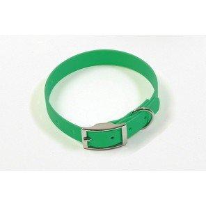 Collare Verde Biothane Beta 45X1,9