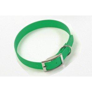 Collare Verde Biothane Beta 60X2,5
