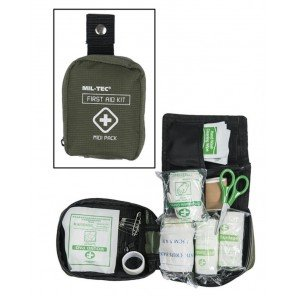 Kit Primo Soccorso Medium Pack