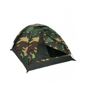 Tenda Igloo 2 Posti Woodland