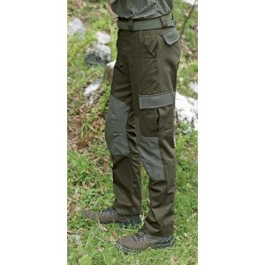 PANT CORDURA BRUSH VERDE