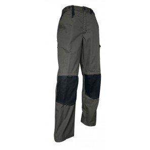 Pantalone Multitasche Plomb Grigio