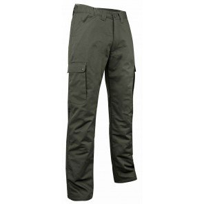 Pantalone Foderato Ours Verde