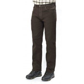 Pantalone Jeans Marrone