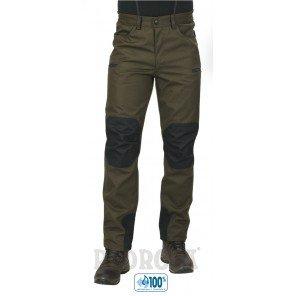 Pantalone Ripstop Rapace Verde-Nero