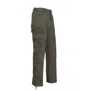 Pantalone Sfoderato Verde Rovi Tradition