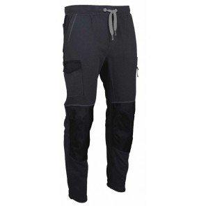 Pantalone Felpa Techno Grigio