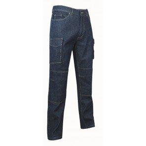 Jeans Da Lavoro Stretch Baril