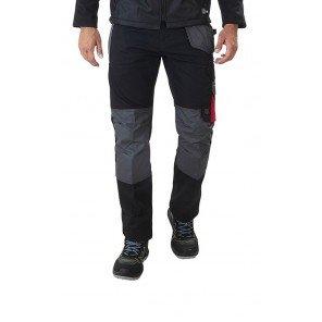 Pantalone Da Lavoro Nero Minerai