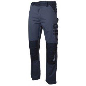 Pantalone Da Lavoro Grigio/Nero Sulfate