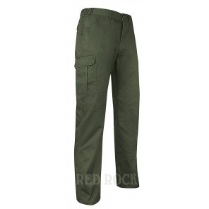 Pantalone Sfoderato Becasse Verde