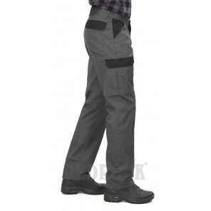 Pantalone Grigio Perceuse Multiuso