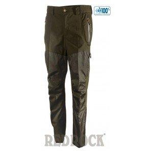 Pantalone Adamello Canvas Verde