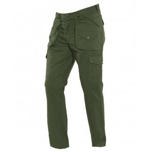Pantalone Casual Sfoderato Verde
