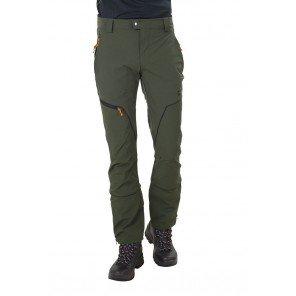 Pantalone Elk Elasticizzato Verde