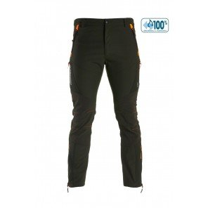 Pantalone Senales Univers-Tex Verde/Arancio