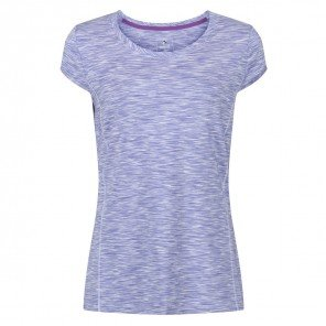 T-shirt Hyperdimension Lilla Melange
