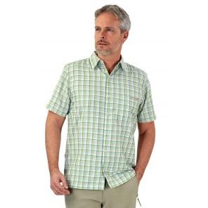 Camicia M/M Quadro Verde Shuksan