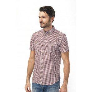 Camicia Randall Mattone