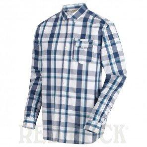 Camicia Baldemar Quadro Blu