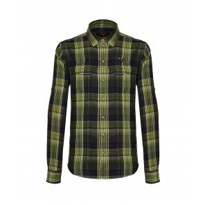 Camicia Rolle Verde Zotta