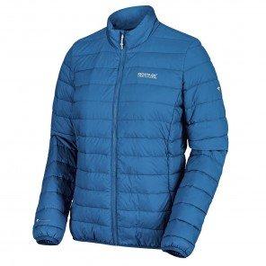 Piumino Whitehill Azzurro