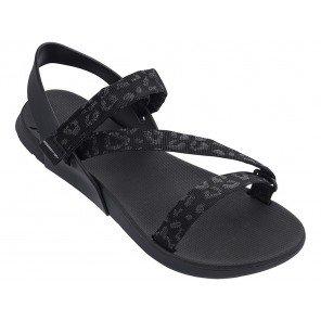 Sandalo Fem Nero