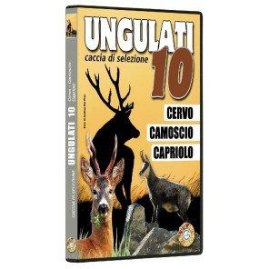 Dvd Ungulati 10 Cervo/Camosc/Caprio