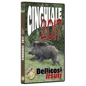 Dvd Cinghiale 2017