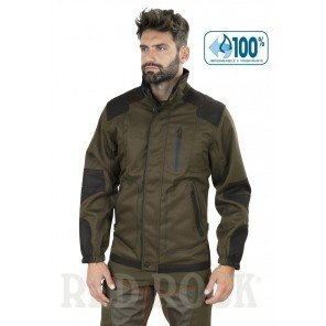 Giacca Rapace Verde Ripstop