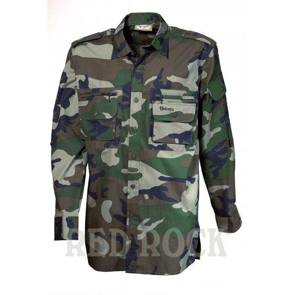 brand new 18240 f6779 Camicie Uomo, Abbigliamento Estivo Caccia - Vendita online ...